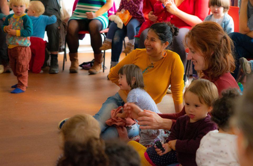 Lullabies Workshop Easton Community Centre Alexa Ledecky 17