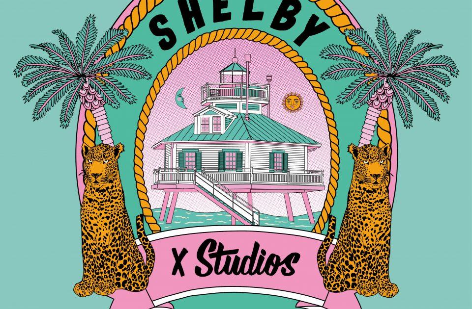 SHELBY x Studios Logo Mint