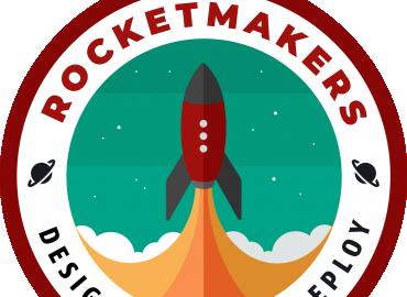 Rocketmakers badge